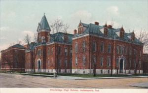 Indiana Indianapolis Shorbridge High School