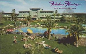 Nevada Las Vegas Fabulous Flamingo Hotel