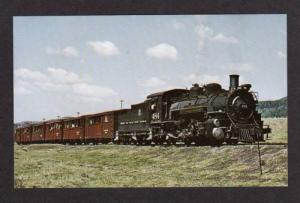 CO Cumbres & Toltec Train Railroad ANTONITO COLORADO RR