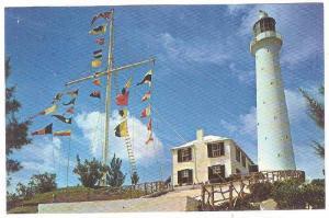 Gibbs Hill Lighthouse, Gibbs Hill, Bermuda , 40-60s