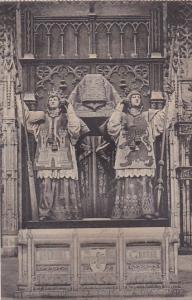 Spain Sevilla Catedral Tumba de Cristobal Colon