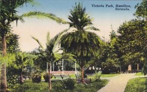 Victoria Park Hamilton Bermuda