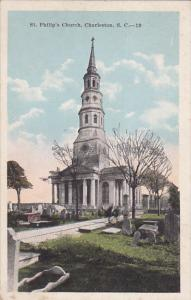 St. Philip's Church, CHARLESTON, South Carolina, 1910-1920s