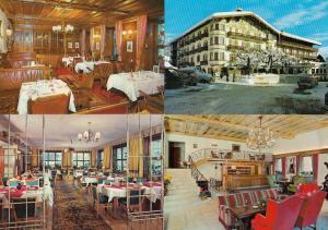 Hotel Unterwirt Reit im Winkl 4x 1980s Postcard s