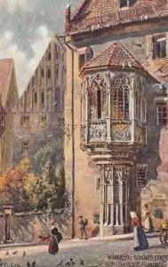 NURNBERG , Germany, 1900-10s ; Schoner Erker ; TUCK 611 B