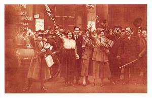 Nostalgia Postcard WW1 1918 Armistice Day Reproduction Card NS39
