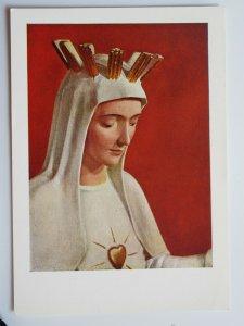 Notre-Dame de Beauraing Beautiful Vintage Postcard