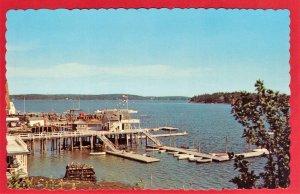 VIEW OF FOX ISLAND THOROFARE,BETWEEN VINALHAVEN & N HAVEN, MAINE
