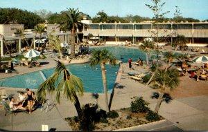 Mississippi Biloxi Buena Vista Beach Motel and Hotel