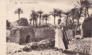 ALGERIA, 1900-1910´s; La Priere Du Soir