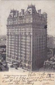 Pennsylvania Phildelphia The Bellevue Stratford Hotel 1907