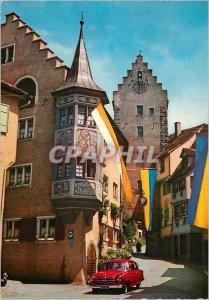 Modern Postcard Meersburg am Bodensee
