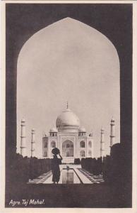India Agra The Taj Mahal