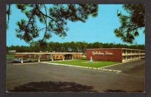 SC Holiday Inn Motel SUMMERTON SOUTH CAROLINA Postcard