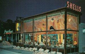 DANIA  , Florida , 1950-60s ; Priestley's Gifts & Shells store