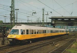 Elektro Schnelltriebwagen 403 005-2 at Bingerbruck German Train Postcard