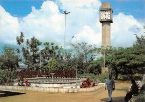 Brazil Taguatinga Praca do Relogio Tower Clock Square