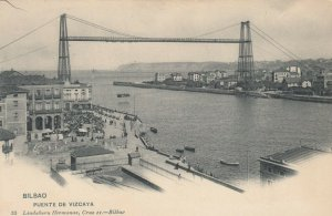 BILBAO , Spain , 1900-10s ; Puente De Vizcaya