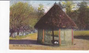 ENGLAND, 1900-1910's; Spa Well, Shotley Bridge