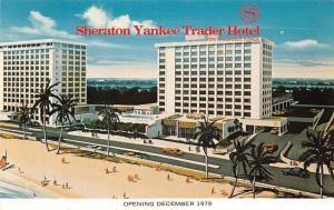 USA Florida, Fort Lauderdale, Sheraton Yankee Trader Hotel Promenade Beach