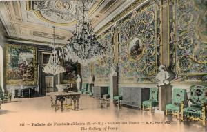 France Paris The Palace of Fontainebleau 01.51