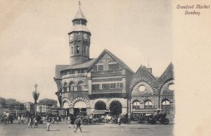 BOMBAY , India , 00-10s ; Crawford Market Version-2