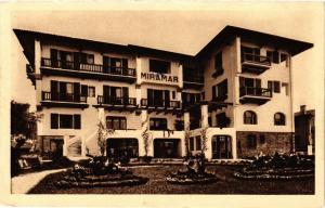 CPA   Hotel Miramar -Ouvert toute l'Année - St-Jean-de-Luz   (450419)