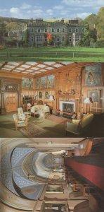 Hartland Abbey North Devon 3x Rare Postcard s