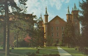YELLOW SPRINGS, Ohio, 40-60s; Main Building, Antioch College