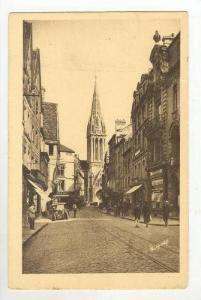 Rue St-Pierre A Droite, Vieilles Maisons Normandes, Caen (Calvados), France, ...