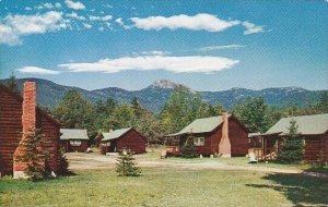 Piper Trail Cabins Route 16  6 Miles South Of Conway New Hampshire