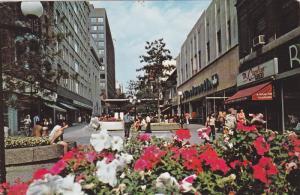 Sparks Street Mall , oTTAWA , Ontario , Canada, PU-1992
