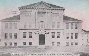 Wisconsin Beaver Dam Linfield Hall Wayland Academy
