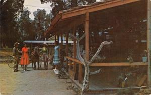 Escondido California~Saddlery & Trading Post~Highway to the Stars~1950s PC