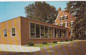 Rhode Island Providence Bryant College New Classroom