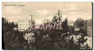 Old Postcard Hruba Skala Pensionat