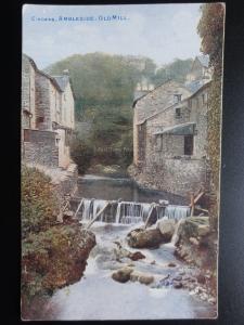 Cumbria: Ambleside, Old Mill c1917 - Pub by Photochrom c.40246