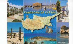 BF14338 cyprus panorama multi views front/back image