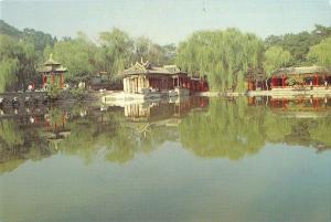BR100930  xi an china  the nine dragon hot spring