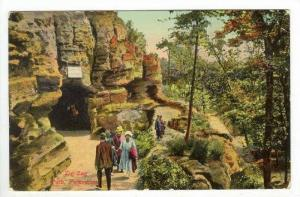Zig-Zag Path, Folkestone, Kent, England, UK, 1900-1910s