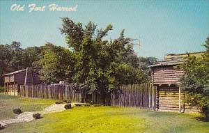 Old Fort Harrod State Park Harrodsburg Kentucky