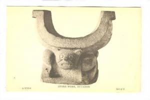 Stone Work , Ecuador, 00-10s