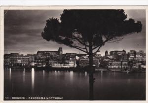 RP: Brindisi,  Italy , 20-30s ; Panorama Notturno / Night View