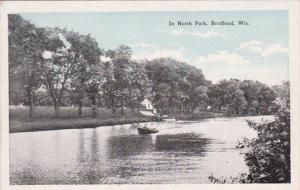 Wisconsin Brodhead Scene In North Park