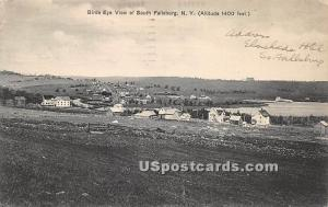 Birds Eye View South Fallsburg NY 1910