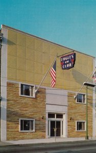 WAPAKONETA , Ohio, 1960s ; Eagles Bldg