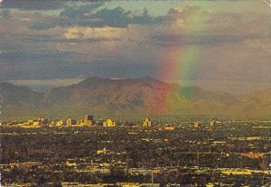 Arizona Phoenix Rainbow Over Phoenix