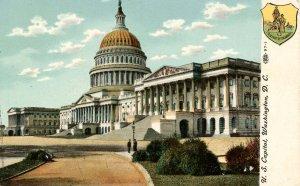 DC - Washington. United States Capitol