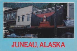 Street view,  Red Dog Saloon,  Juneau,  Alaska,   PU_1986