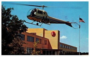 Texas Hurst  Bell Helicopters Company Plant